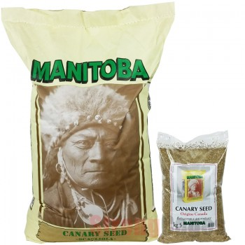 Alpiste Canada Extra (Manitoba) 1 kg.