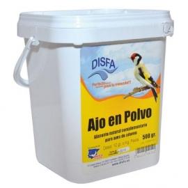 Complemento alimenticio que actúa como antibiótico natural previene enfermedades infecciosas, respiratorias o digestivas en canarios y aves de adorno.