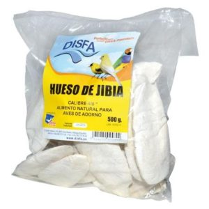 Hueso Jibia (Disfa) Bolsa 500 gr.