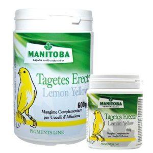 Pigmentante Amarillo Tagetes Lemon 150g