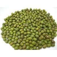 La soja verde es una semilla con un elevado contenido en proteína, fibra y ácidos grasos esenciales, La soja germinada es especialmente rica en vitamina B9 (ácido fólico) y vitamina K (beneficiosa para la correcta coagulación de la sangre y el metabolismo de los huesos), además de ser muy apreciada por todo tipo de aves. Propiedades nutricionales de la soja germinada (en 100 gr): Principales nutrientes: 0,89 mg. de hierro, 5,53 g. de proteínas, 32 mg. de calcio, 2,38 g. de fibra, 235 mg. de potasio, 1 mg. de yodo, 0,96 mg. de zinc, 4,68 g. de carbohidratos, 19 mg. de magnesio, 30 mg. de sodio, 4,20 ug. de vitamina A, 0,15 mg. de vitamina B1, 0,16 mg. de vitamina B2, 1,42 mg. de vitamina B3, 1,40 ug. de vitamina B5, 0,16 mg. de vitamina B6, 160 ug de vitamina B9, 200 ug de vitamina K,1 mg. de vitamina C, 0,10 mg. de vitamina E, 75 mg. de fósforo, 54,90 kcal. de calorías, 1,03 g. de grasa, 2,34 g. de azúcar y 80 mg. de purinas