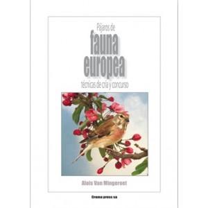 Pájaros de Fauna Europea