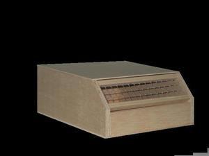 transportin madera envio