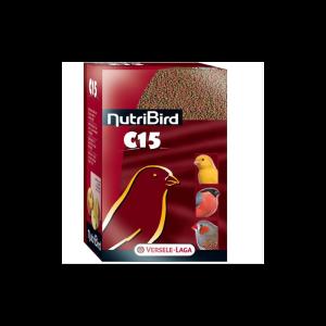 PIENSO NUTRIBIRD VERSELLE C15
