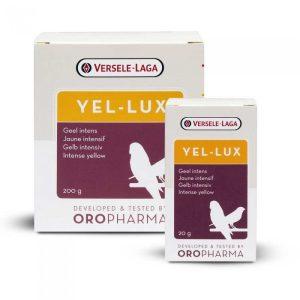 Yel-Lux pigmentante amarillo 200 gr