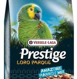 prestige loropark amazone, parrot, 1 kg.