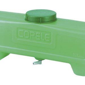 deposito verde transparente copele,