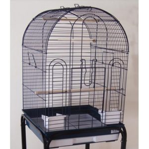 jaula-pjaros-modelo-berlin para loros y pequeñas psitacidas