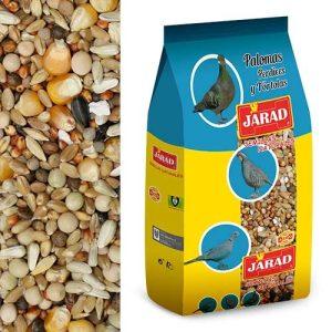 mixtura, semillas tortolas, perdices, faisanes, palomos jarad