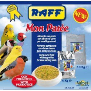nueva pasta Raff Mon Patee