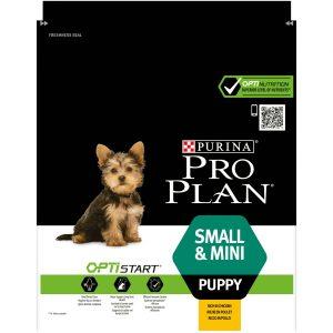 purina pro plan small mini puppy pollo