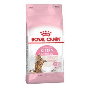 royal canin gatitos esterilizados de 4 a 12 meses
