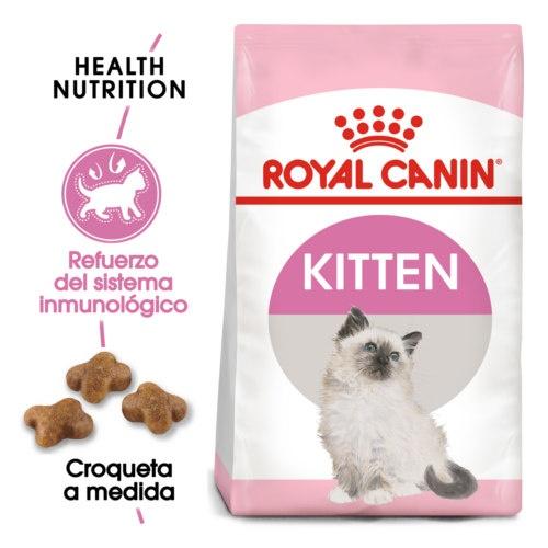 Royal canin gatitos de 4 a 12 meses