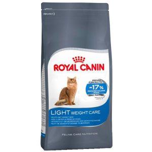 Royal canin pienso para gatos con sobrepeso