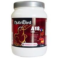 nutribird A18 papilla para cria de loros y pequeñas psitacidas,