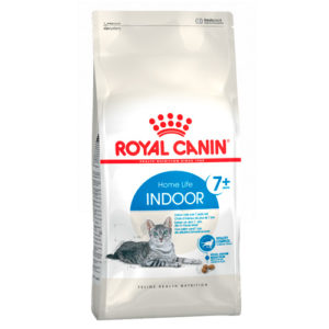 royal canin gatos indor +7 años