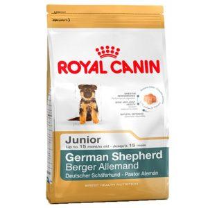 royal canin pastor aleman cachorro