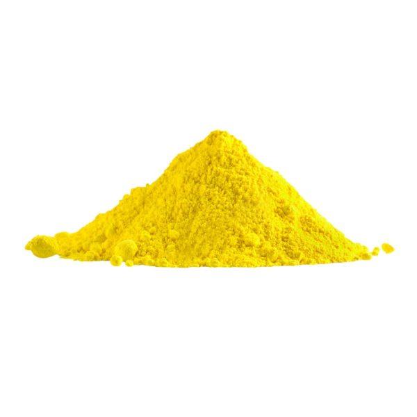 Pigmentacion amarilla profesional belga calidad extra.