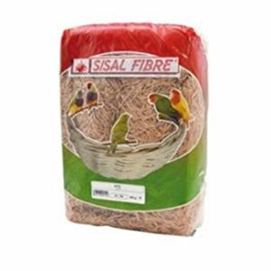 Fibra de Juta natural para nidos