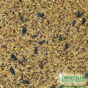 Mixtura Ornitalia 5 kilos para jjilgueros, cardenalitos, negrillo, exoticos y pardillos,