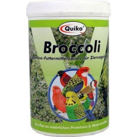 quiko, polvo de brocoli, envase, 500 gramos,