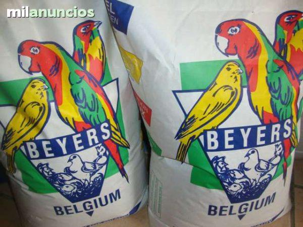 alpiste beyers extra saco 25 kilos