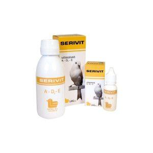 serivit-ad3e Latac tamaño grande 150 ml, tamaño pequeño 15 ml, vitaminas ad3e latac.