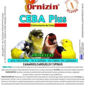 CEBA PLUS ornizin latiendadelcanario.com