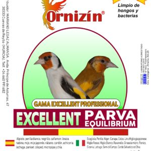 EXCELLENT PARVA EQUILIBRIUM 3 kg y medio