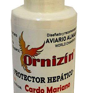 protector hepatico liquido ornizin 160 ml.