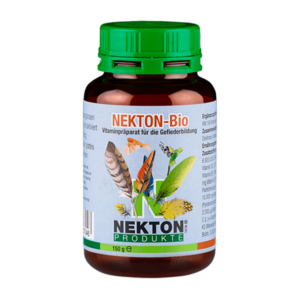 Nekton Bio, cambio de pluma, remuda, vitaminas, aminoacidos, cambio plumaje, pelecho, plumaje