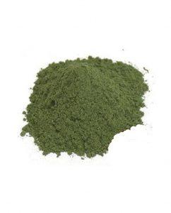 Ortiga Polvo celo natural 100% natural y ecologico